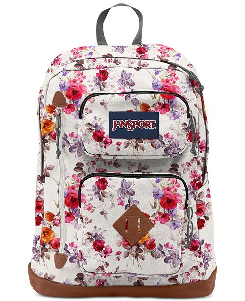a50738752f Jansport Austin Floral Memory Backpack   Reviews - All Accessories ...