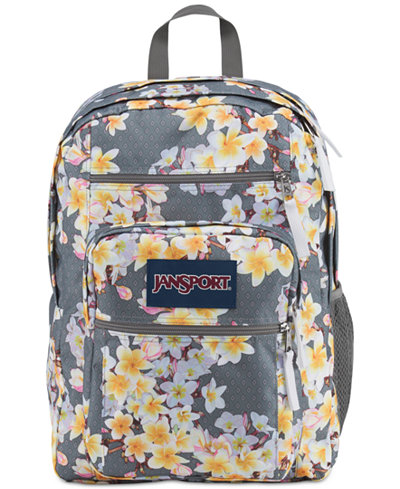 Jansport Student Diamond Plumeria Backpack - Wallets & Accessories ...