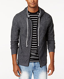 American Rag Men's Lightweight Full Zip Hoodie, Created for Macy's