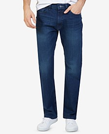 Men's Stretch Relaxed-Fit Jeans