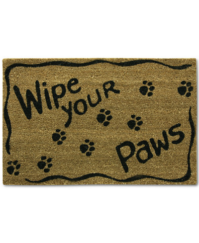Bacova Wipe Your Paws 18
