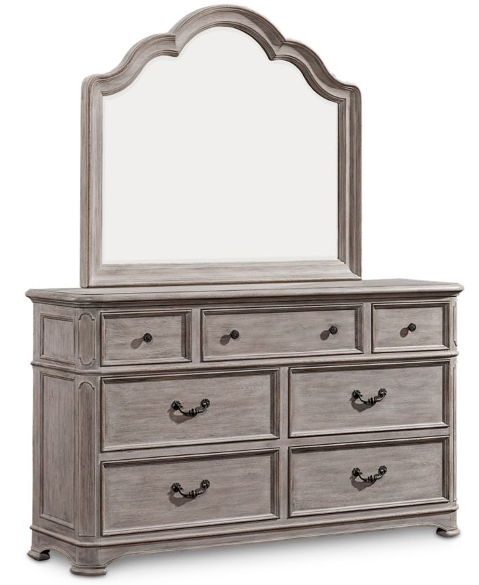 Furniture Elina 7 Drawer Dresser, Created for Macy's & Reviews - Furniture - Macy's
