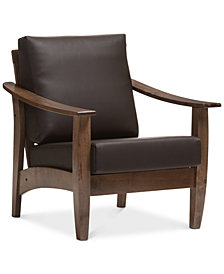 Pierce Lounge Chair, Quick Ship