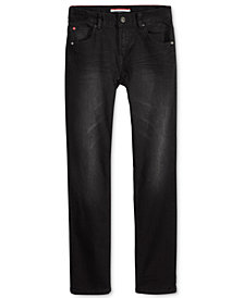 Tommy Hilfiger Regular-Fit Wrecker Stretch Jeans, Big Boys