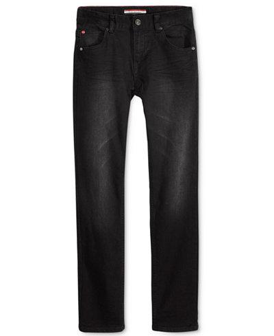 Tommy Hilfiger Regular-Fit Wrecker Stretch Jeans, Little Boys