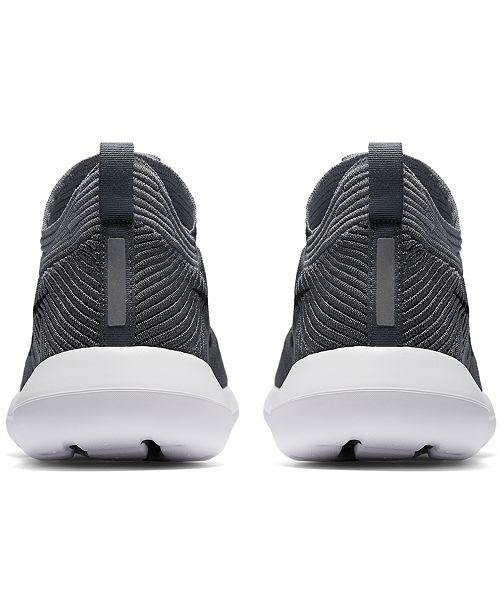 Nike Men s Roshe Two Flyknit V2 Casual Sneakers from Finish Line ... dd3fff0f8