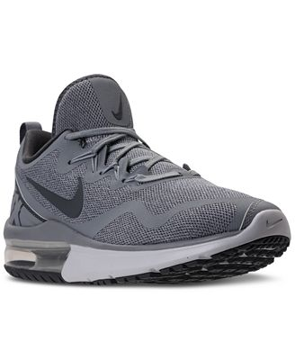 Nike Men's Air Max Fury Running Sneakers from Finish Line Finish