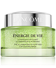 Lancôme Énergie de Vie Illuminating & Purifying Exfoliating Mask
