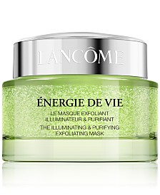 Énergie de Vie Illuminating & Purifying Exfoliating Mask