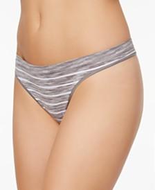 Jenni Seamless Thong Underwear, Created for Macy's