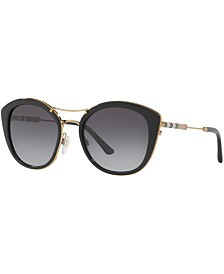 Burberry Polarized Sunglasses , BE4251Q