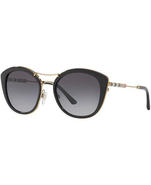 53190e13e7f Burberry Polarized Sunglasses