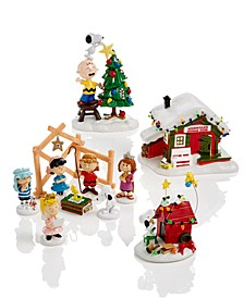 Peanuts Village Collection