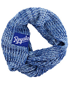 Forever Collectibles Kansas City Royals Peak Infinity Scarf