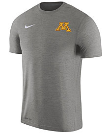 Nike Men's Minnesota Golden Gophers Dri-Fit Touch T-Shirt
