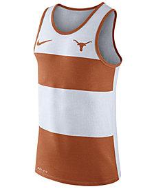 Nike Men's Texas Longhorns Team Stripe Tank