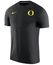 Nike Men's Oregon Ducks Dri-Fit Touch T-Shirt