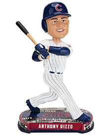 Forever Collectibles Anthony Rizzo Chicago Cubs Headline Bobblehead