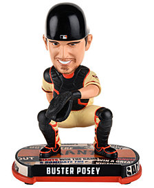 Forever Collectibles Buster Posey San Francisco Giants Headline Bobblehead