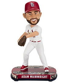 Adam Wainwright St. Louis Cardinals Headline Bobblehead