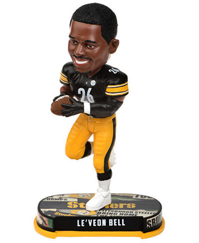 Forever Collectibles Le'Veon Bell Pittsburgh Steelers Headline Bobblehead