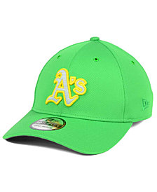 New Era Oakland Athletics Leisure 39THIRTY Cap