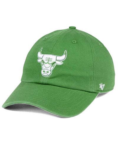 '47 Brand Chicago Bulls Pastel Rush CLEAN UP Cap
