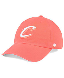 '47 Brand Cleveland Cavaliers Pastel Rush CLEAN UP Cap