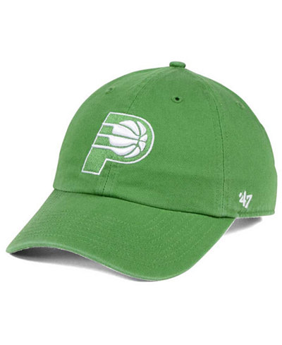 '47 Brand Indiana Pacers Pastel Rush CLEAN UP Cap