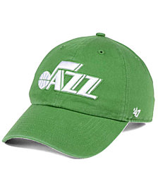 '47 Brand Utah Jazz Pastel Rush CLEAN UP Cap