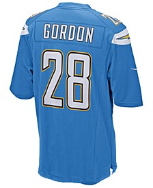 Men's Melvin Gordon Los Angeles Chargers Game Jersey