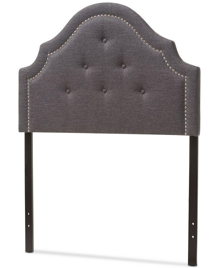 Furniture - Cora Twin Headboard, Quick Ship