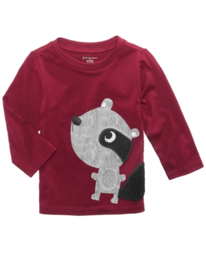 First Impressions RaccoonPrint TShirt Baby Boys (024 months) Created for Macys