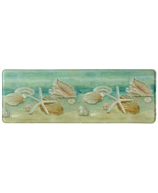 "Bacova Horizon Shells 20"" x 55"" Runner Rug"