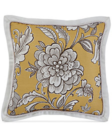 "Croscill Kassandra 18"" Square Decorative Pillow"