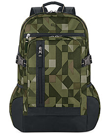 Solo Men's Warp Printed Backpack