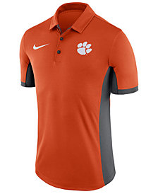 Nike Men's Clemson Tigers Evergreen Polo