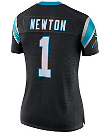 Nike Women's Cam Newton Carolina Panthers Limited II Jersey