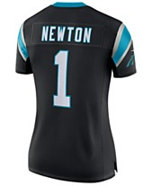 Nike Women s Cam Newton Carolina Panthers Limited II Jersey 7bdbcd7ee