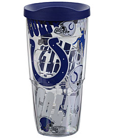 Tervis Tumbler Indianapolis Colts 24oz All Over Colossal Wrap Tumbler