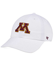 '47 Brand Minnesota Golden Gophers CLEAN UP Cap