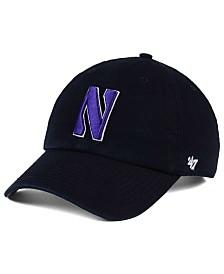 '47 Brand Northwestern Wildcats CLEAN UP Cap