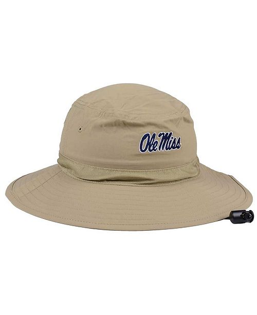 Nike Ole Miss Rebels Sideline Bucket Hat - Sports Fan Shop By Lids ... 5f269a21ac1