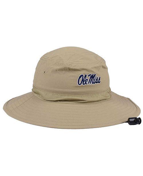Nike Ole Miss Rebels Sideline Bucket Hat - Sports Fan Shop By Lids ... f4098040c60