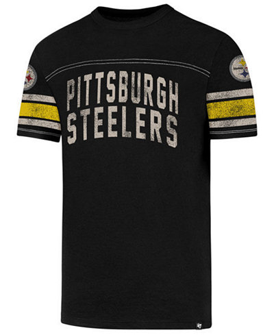 '47 Brand Men's Pittsburgh Steelers Title T-Shirt