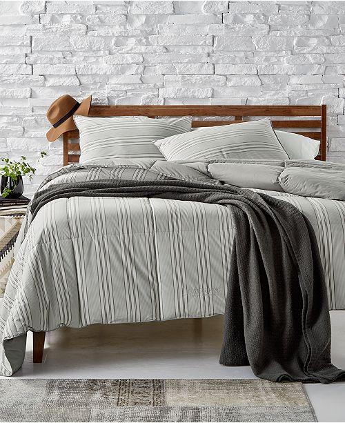 Lauren Ralph Lauren Graphton Yarn-Dyed Stripe Bedding Collection