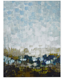 Madison Park Signature Abstract Land Gel-Coated Canvas Print