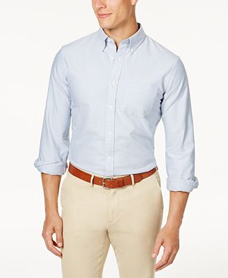 Brooks Brothers Men S Oxford Slim Fit Shirt Reviews Casual