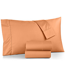 Charter Club Damask Full 4-Pc Sheet Set, 550 Thread Count 100% Supima Cotton, Created for Macy's