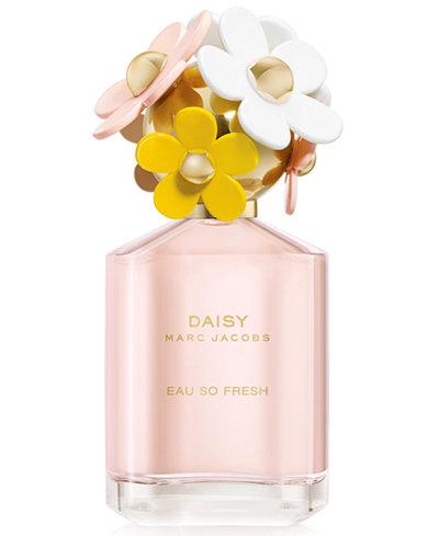 Marc Jacobs Daisy Eau So Fresh MARC JACOBS Eau de Toilette Spray, 4.2 oz.
